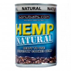 Sonubaits Hennep Natural 400gram Ready to use