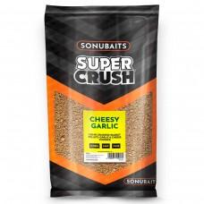 Sonubaits Groundbait Cheesy Garlic 2kg