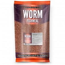 Sonubaits Groundbait Worm 2kg