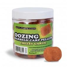 Sonubaits Oozing Barbel Pellets Cheesy Garlic 150gr