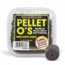 Sonubaits Pellet O's Cheesy Garlic 8mm