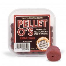 Sonubaits Pellet O's 8mm Crab