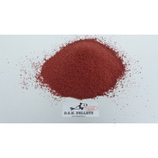 Crushed Red Krill Pellet rood 0.8mm