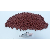 Red Feed Halibut Pellet 4.5mm