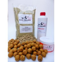 Carp Session Pack Cheese Plus 15mm