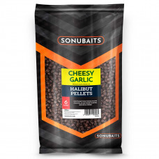 Sonubaits Cheesy Garlic Pellet 6mm