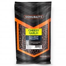 Sonubaits Cheesy Garlic Pellet 8mm